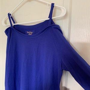 NWT Lilly Pulitzer Luxletic Bumgalow Sweatshirt